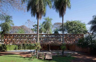 20160804砖造遮阳结构monumental brick canopy