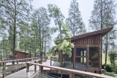 20160820武汉杉林木屋