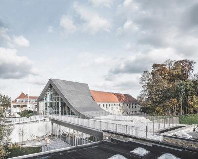 20160827丹麦哥本哈根Mariehøj文化中心