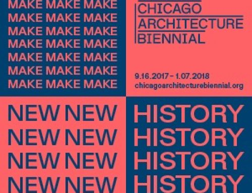 芝加哥建筑双年展 Chicago Architecture Biennial