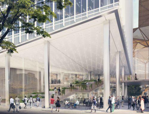 底特律中心城区重大综合再生计划——梦露街区开发