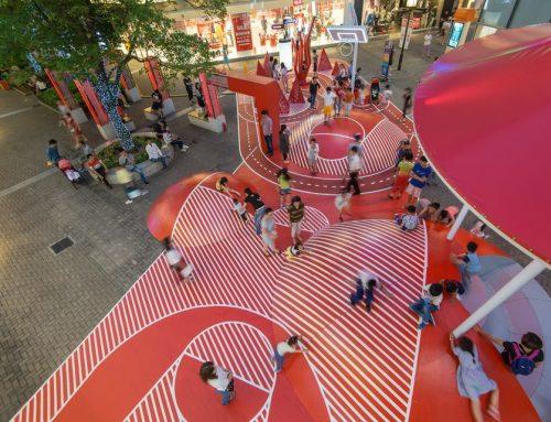 红色星球Red Planet公共空间 上海
