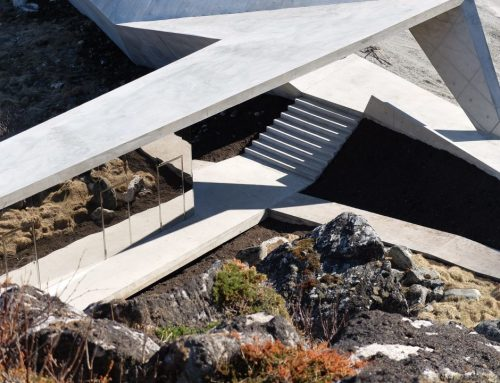 挪威Bohkegeargi公共休闲设施