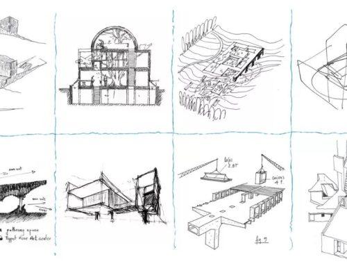 100家知名建筑事务所设计手稿合集