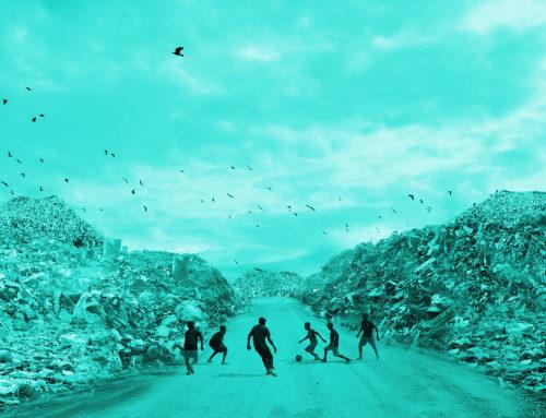 Waste Lagos Landfill Stadium