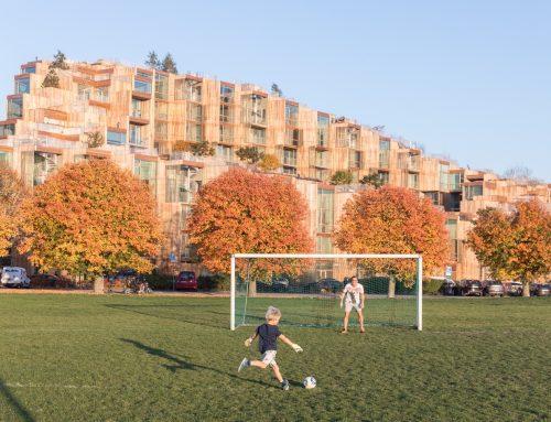 瑞典住宅 79 & Park