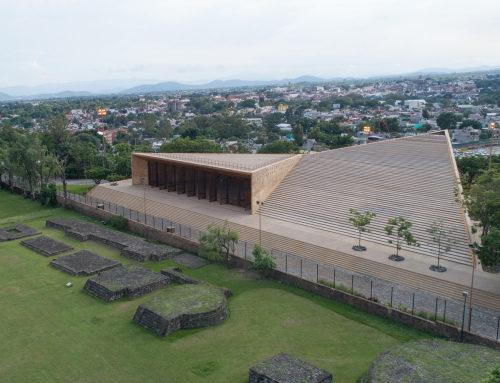 Teopanzolco文化中心