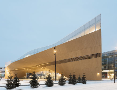 芬兰,赫尔辛基中央图书馆