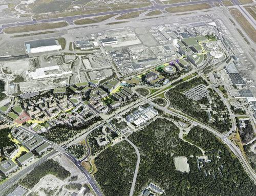 Aviapolis总体规划,芬兰