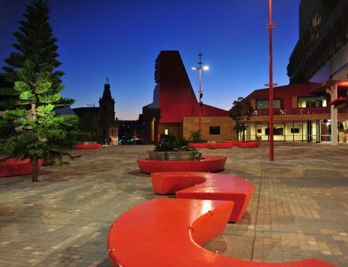 Dandenong市民广场