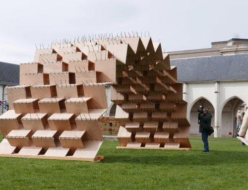 The Accordion Arch模块装置,法国