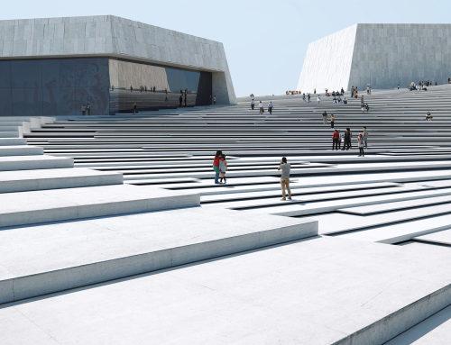 上海大歌剧院项目设计
