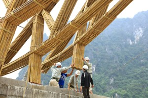 Bamboo conical dome (11)
