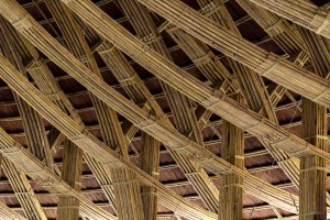 Bamboo conical dome (6)