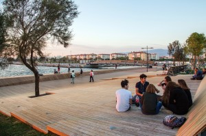 047-Bostanli-Footbridge-Sunset-Lounge