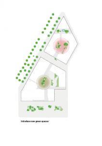 SHL Detroit Monroe Blocks Master plan concept e